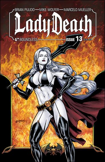 Lady Death (2010) 13-A by Boundless Comics