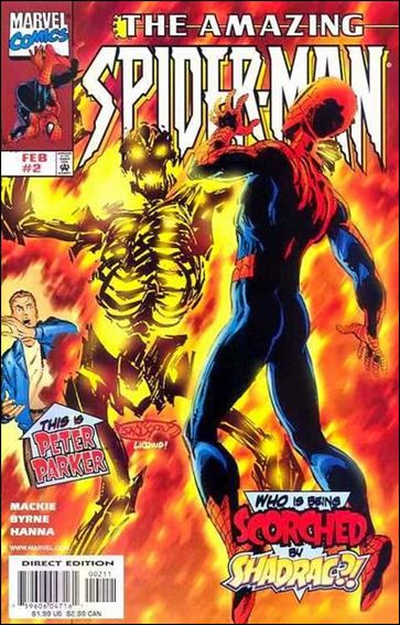 Amazing Spider-Man (1999) 2-A by Marvel