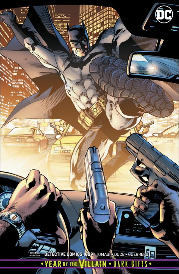 Detective Comics (1937) 1009-B by DC