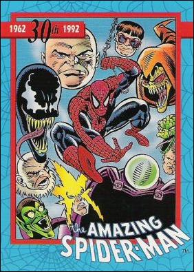Amazing Spider-Man 30th Anniversary (Promo) SM-5-A by Impel