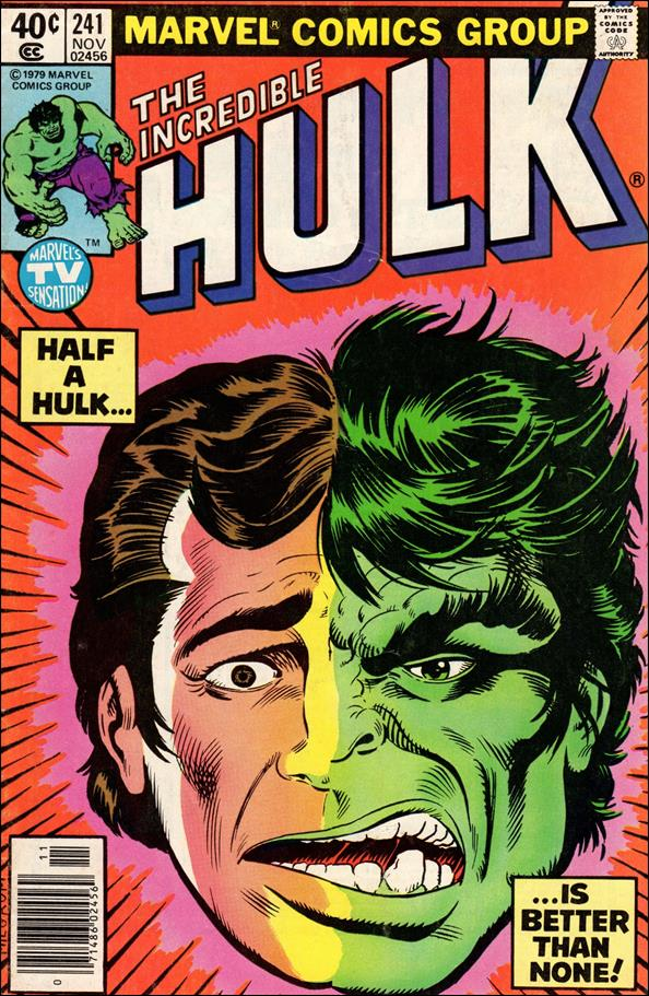 Incredible Hulk (1968) 241-A by Marvel