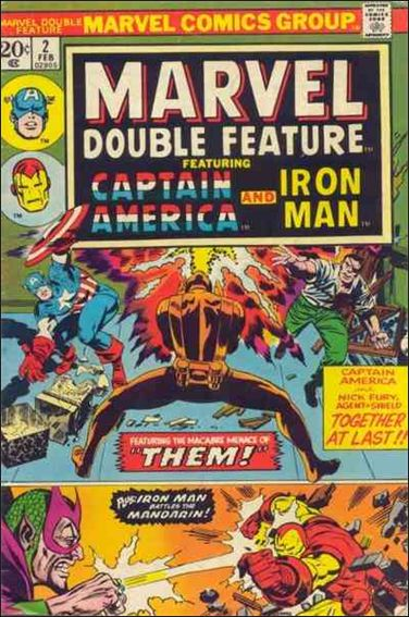 Marvel Double Feature 2-A by Marvel