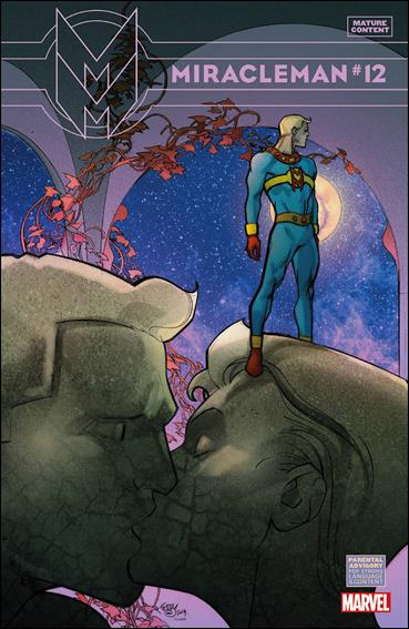 Miracleman (2014) 12-F by Marvel