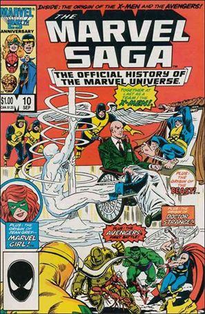 Marvel Saga 10-A