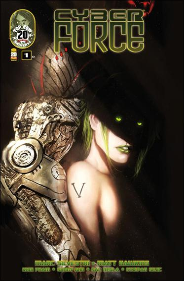 Cyberforce (2012) 1-D by Top Cow