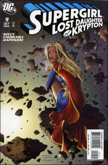 Supergirl (2005) 9-A by DC