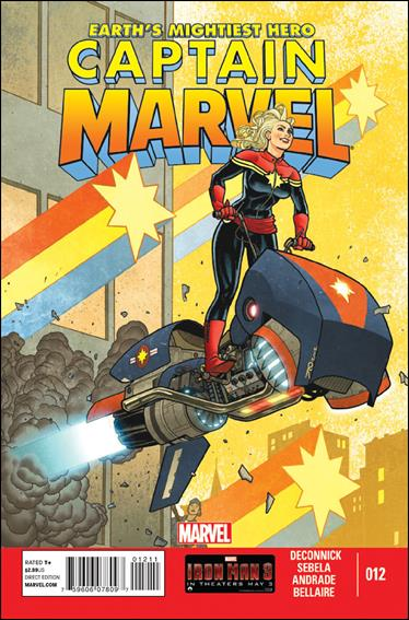 Captain Marvel (2012) 12-A by Marvel