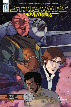 Star Wars Adventures 18-B