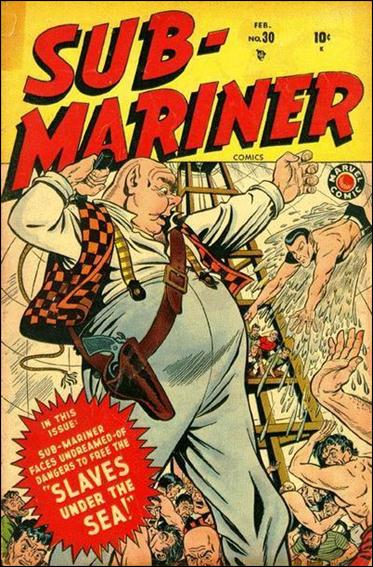 Sub-Mariner (1941) 30-A by Atlas