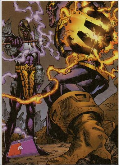 Marvel vs WildStorm (Base Set) 68-A by Fleer/SkyBox