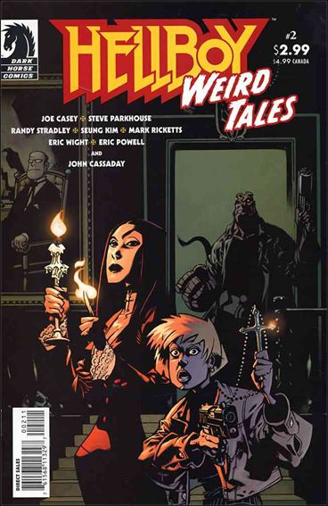 Hellboy: Weird Tales 2-A by Dark Horse