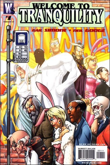 Welcome to Tranquility 1-A by WildStorm
