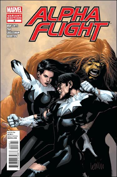 Alpha Flight (2011) 8-B by Marvel