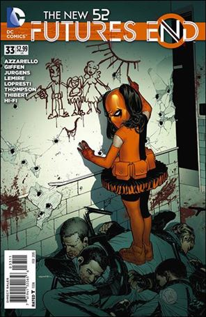 New 52: Futures End  33-A