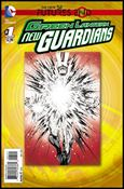 Green Lantern: New Guardians: Futures End 1-B