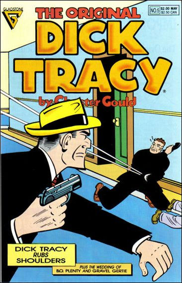 Original Dick Tracy 5-A by Gladstone