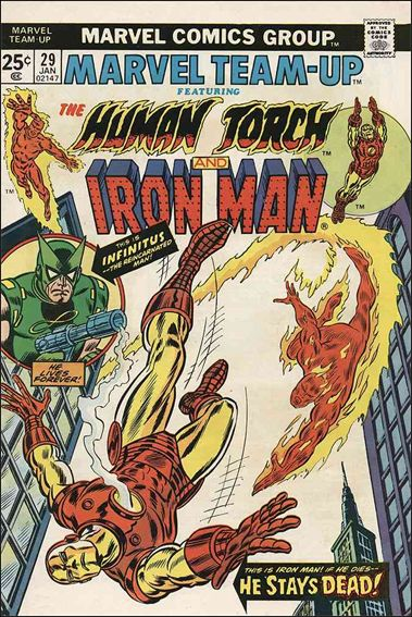 Marvel Team-Up (1972) 29-A by Marvel