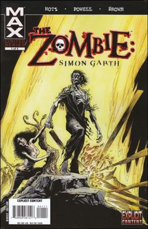 Zombie: Simon Garth 1-A