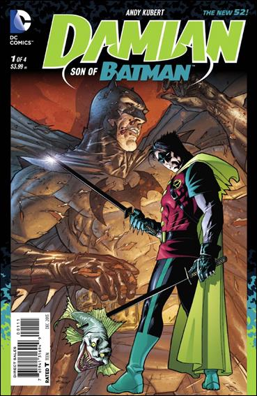 Damian: Son of Batman 1-A by DC