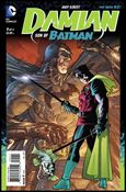 Damian: Son of Batman 1-A
