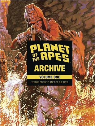 Planet of the Apes: Archive 1-A
