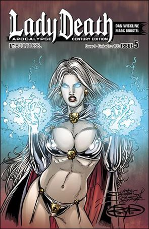 Lady Death: Apocalypse 5-HH