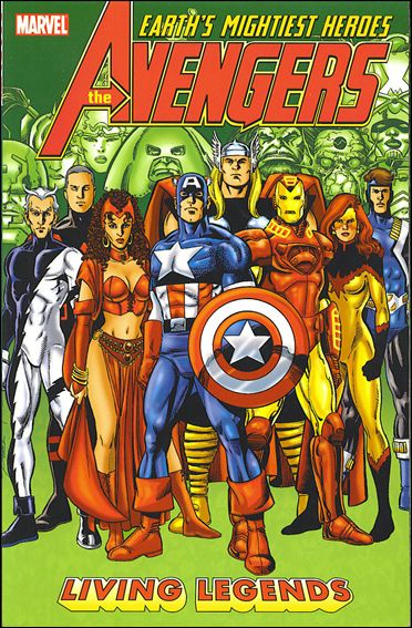 Avengers: Living Legends 1-A by Marvel