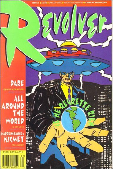 Revolver (1990) 7-A by Fleetway