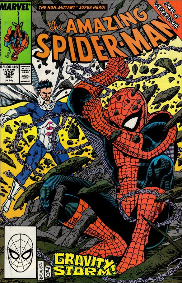 Amazing Spider-Man (1963) 326-A by Marvel