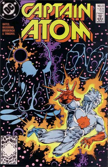 Captain Atom (1987) 23-A by DC