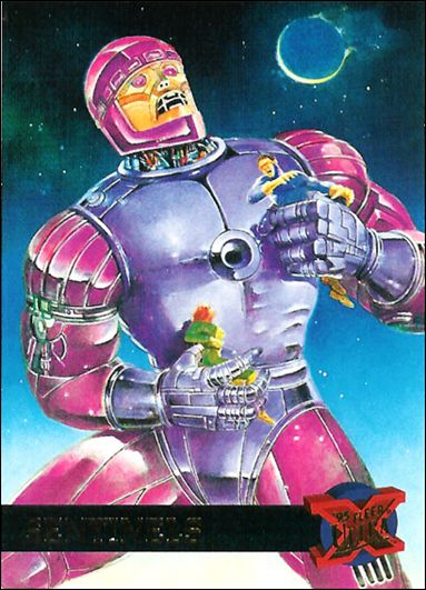 1995 Fleer Ultra X-Men (Base Set) 42-A by Fleer