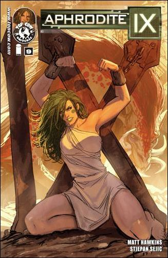 Aphrodite IX (2013) 9-A by Top Cow