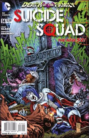 Suicide Squad (2011) 14-B by DC