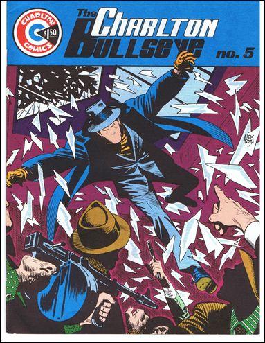 Charlton Bullseye (1975) 5-A by Charlton