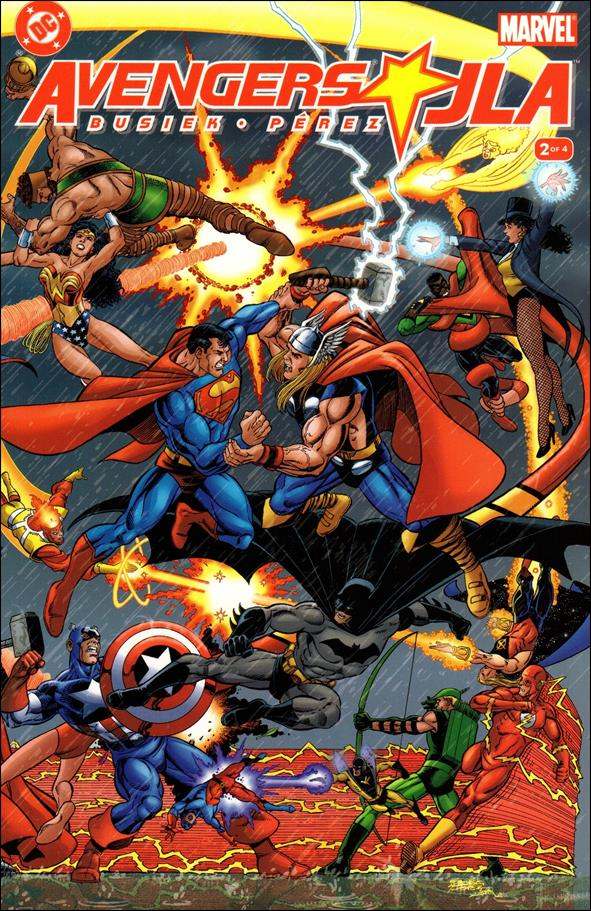 Avengers/JLA 2-A by DC
