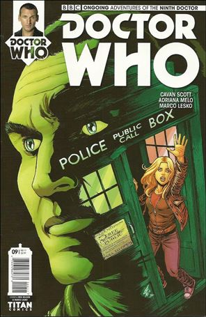 Doctor Who: The Ninth Doctor (2016) 9-A