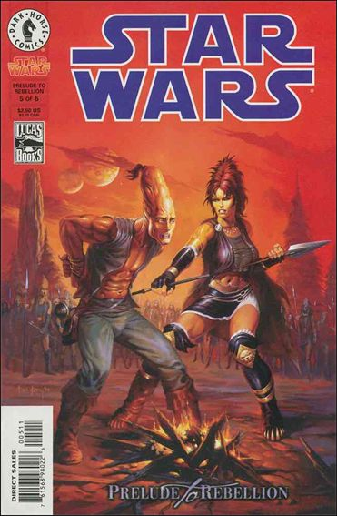 Star Wars/Star Wars Republic 5-A by Dark Horse