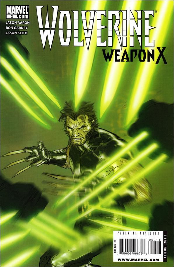 Wolverine: Weapon X 2-A by Marvel