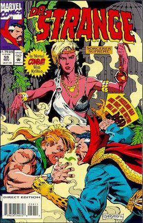 Doctor Strange, Sorcerer Supreme 59-A