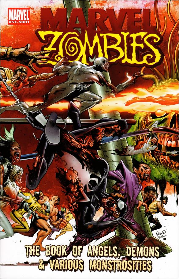 Marvel Zombies: The Book of Angels, Demons, & Various Monstrosities nn-A by Marvel