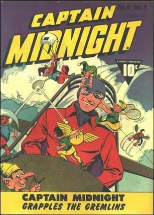 Captain Midnight (1942) 4-A