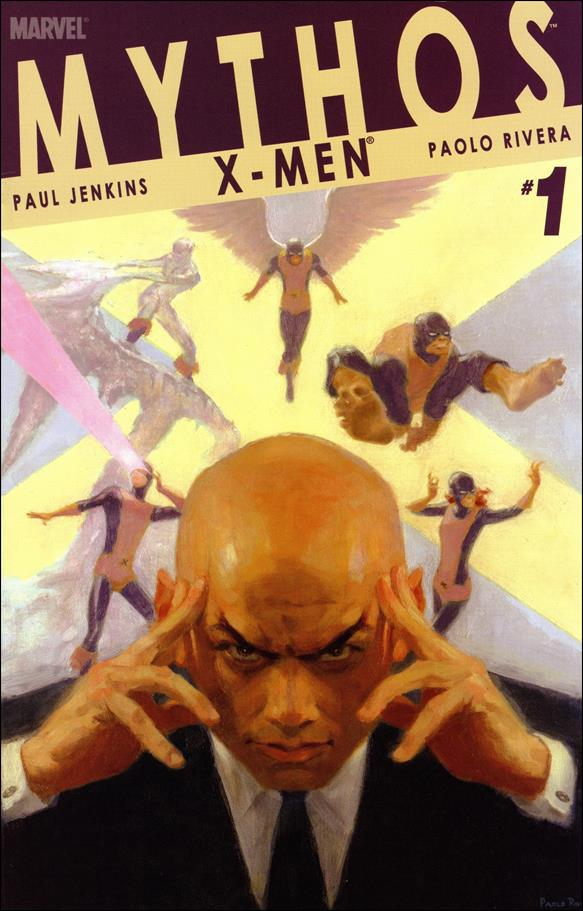 Mythos: X-Men 1-A by Marvel