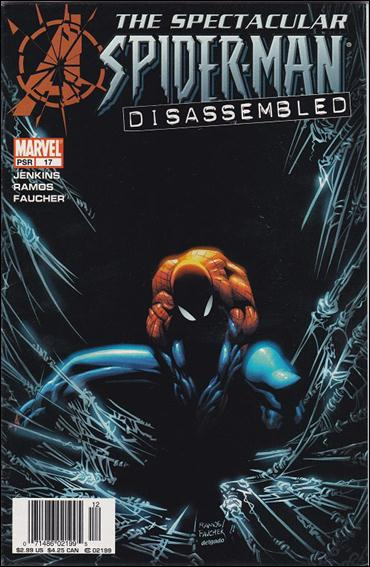 Spectacular Spider-Man (2003) 17-B by Marvel
