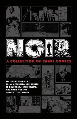 Noir: A Collection of Crime Comics nn-A