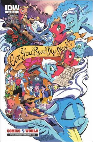 My Little Pony: Friendship is Magic 9-D