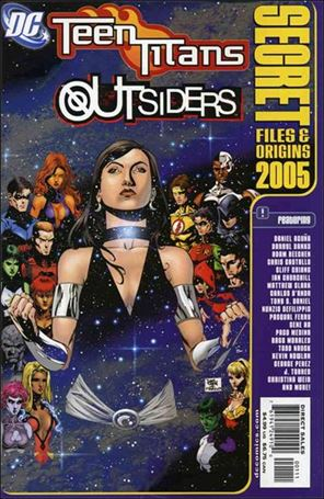 Teen Titans/Outsiders: Secret Files and Origins 2005-A