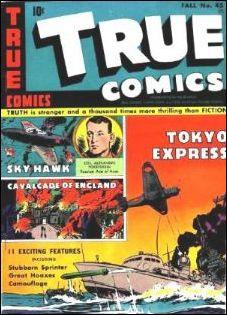 True Comics 45-A by Parents' Magazine Institute