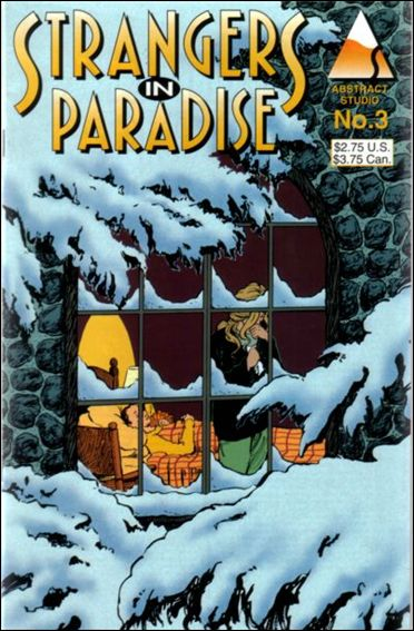 Strangers in Paradise (1994) 3-A by Abstract Studio