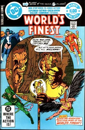 World's Finest Comics 277-A