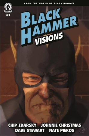 Black Hammer: Visions 3-A